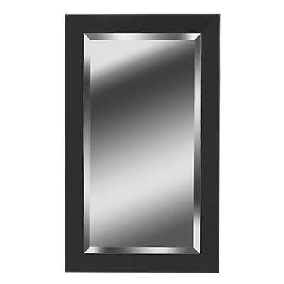Picture of Black Ice Wall Mirror